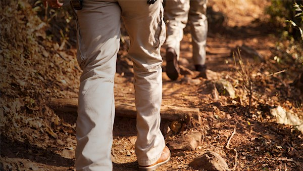 Cargo trousers header