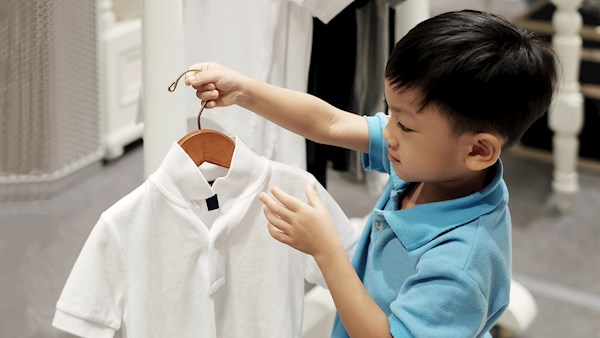 Childrenswear Polo Shirts header