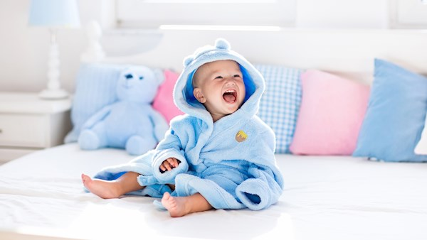 Childrenswear Bathrobes