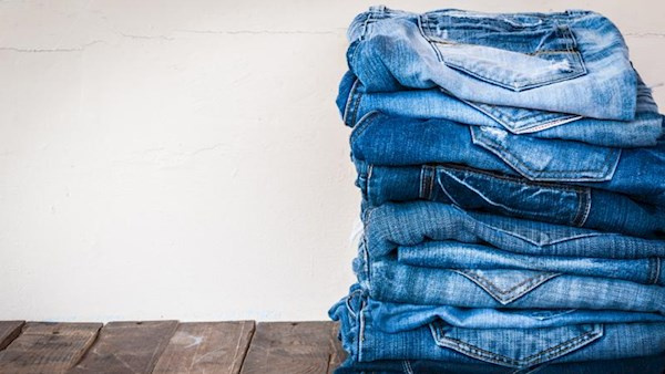 Thread for jeans