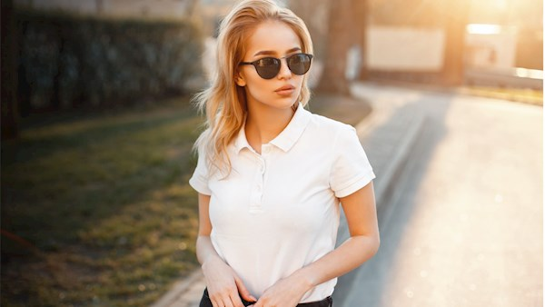 Ladieswear Polo Shirts header