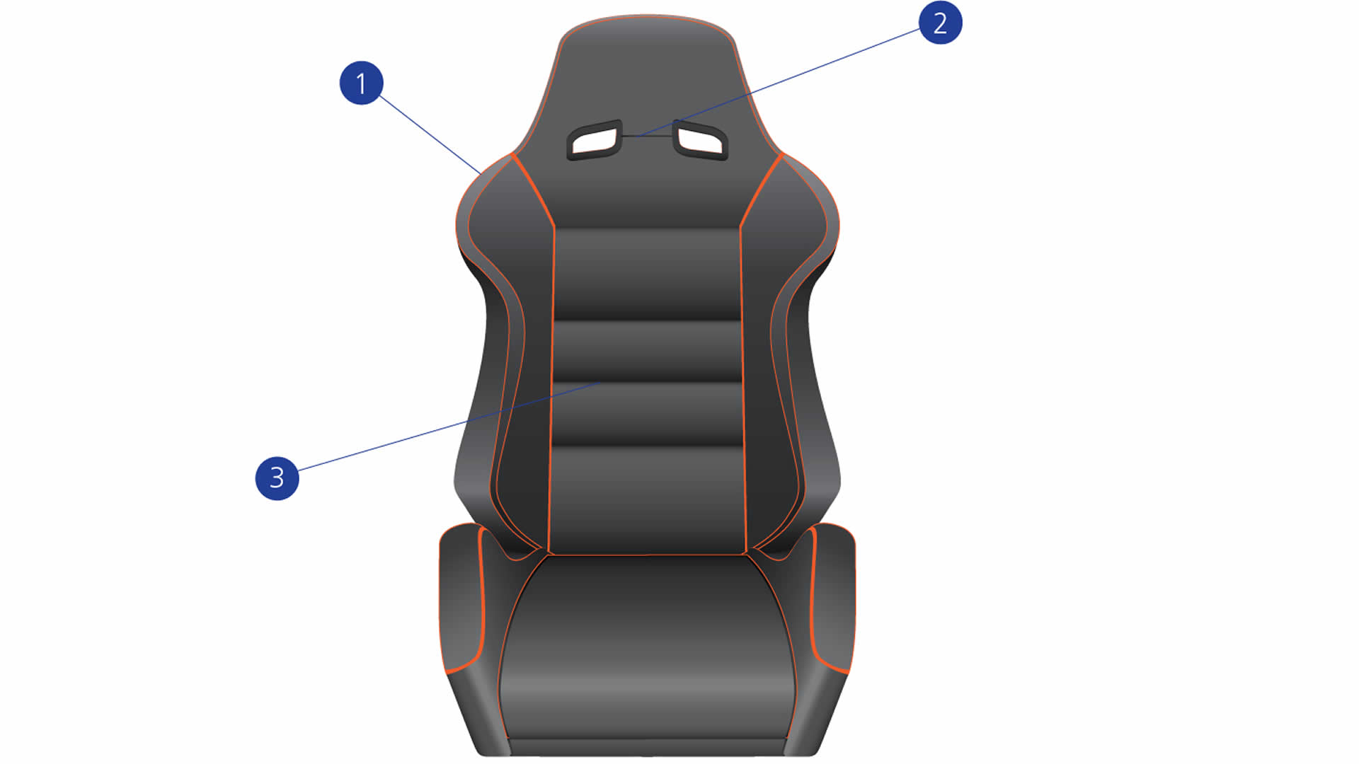 Seat Trims diagram