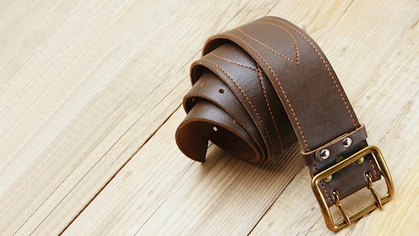 Fashion Accessories Belts header
