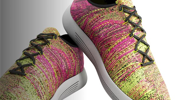 Knitted Shoes header