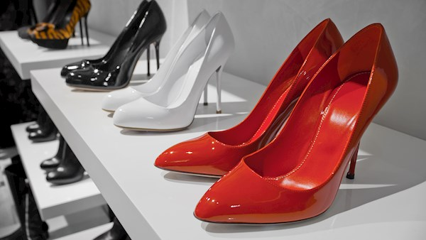 Ladies Formal Shoes header