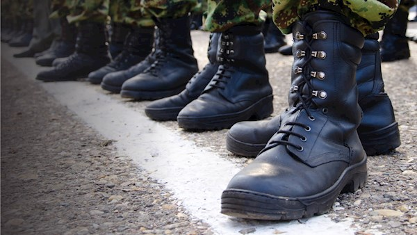 Military Boots header