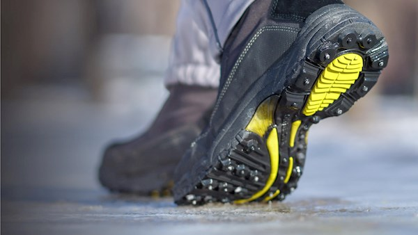 Safety Shoes header