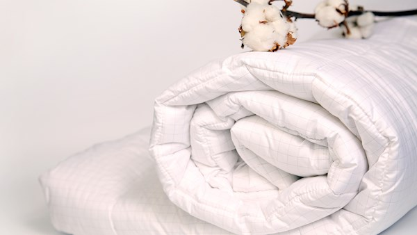 Duvets and comforters header