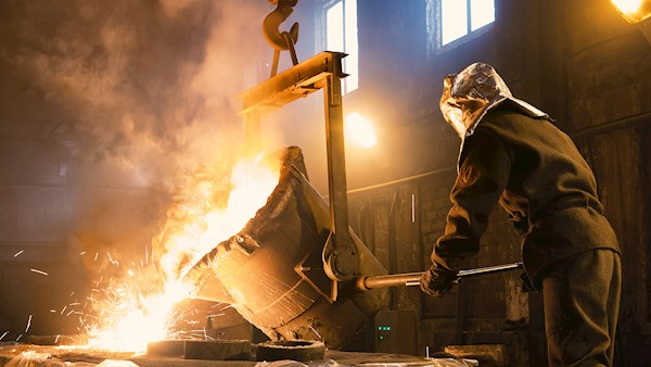 Foundry worker protection