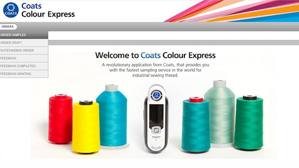 Coats Colour Express WBA