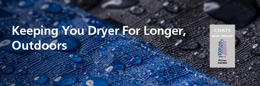 Gral AWF water resistant sewing thread
