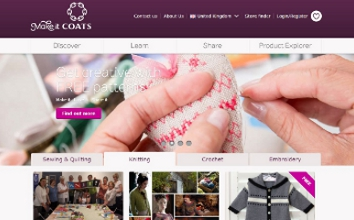 Launch of makeitcoats.com crafts portal