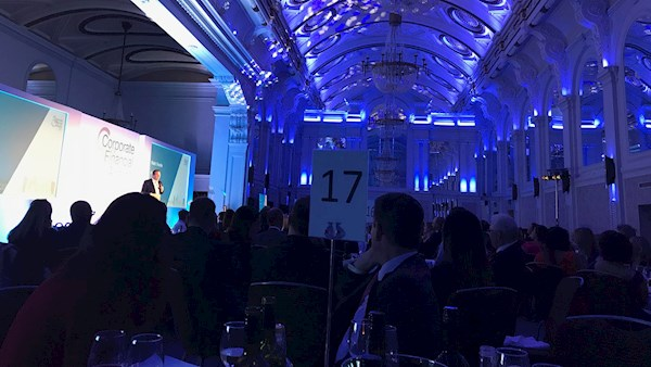 Coats wins at Corporate and Financial awards