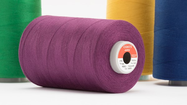 Coats Astra | Polyester Sewing Thread | Industrial Thread
