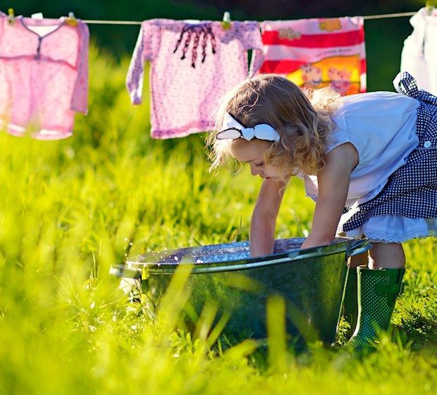 Childrenswear sustainable clothing
