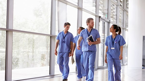 Medical workwear nurses