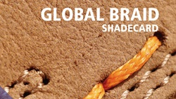 Global Braid Shadecard
