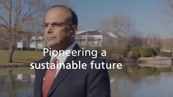 Coats - Pioneering a sustainable future 2019