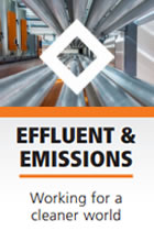 Sustainability Effluent and Emissions