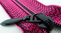 Black Base (Dyed in Pink)